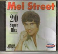 Mel Street - 20 Super Hits [New CD]