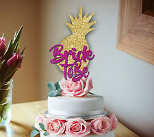 To Be Glitter Cake Topper, Ananas Matrimonio Decorazione, Ananas festa