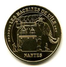 44 NANTES Les Machines de l'Ile, L'éléphant, 2010, Monnaie de Paris