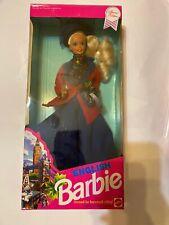 Original Mattel 1991 English Barbie Doll 4973