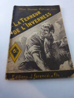mon roman policier ,LA TERREUR DE L'INVERNESS, MARCELLUS ,FERENCZI (PL01)