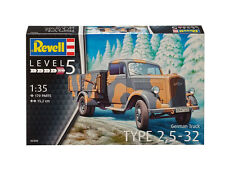 Revell 03250 German Truck Type 2 5-32