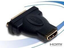 PureLink PI045 HDMI-DVI Adapter HDMI A Buchse auf DVI-D Buchse (24+1) HighSpeed