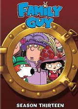 FAMILY GUY Season Thirteen 13 DVD Funny Animation Comedy TV Show Series