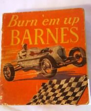 BURN 'EM UP BARNES, from the Movie, 1935 Big Little Book #1321