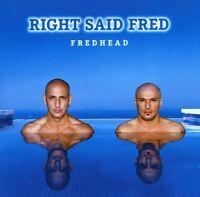 Right said Fred Fredhead (2001) [CD]