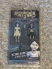 NECA Bioshock 2 Young Eleanor & Little Sister Action Figures RARE Unopened