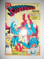 SUPERMAN POCHE N°76 1983