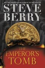 The Cotton Malone: The Emperor's Tomb Bk. 6 by Steve Berry (2010, Hardcover)