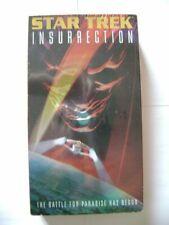 Star Trek: Insurrection (VHS, 1999) NEW and SEALED