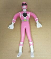 Vtg 1994 Mighty Morphin Power Rangers Action Figure Saban Henry Gordy Pink