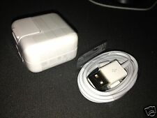 NEW Genuine Original Apple iPad1 2 3Wall Charger USB power Adapter 10W Authentic