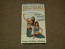 Bellydance Fitness for Beginners: Basic Moves (VHS, Sports, Workout, Dance)