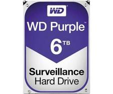 "Western digital HARD DISK PURPLE 6 TB SATA 3 3.5"" (WD60PURZ) (0000039159)"