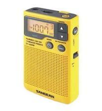 Sangean AM/FM Digital Weather Alert Pocket Radio SAN-DT400W