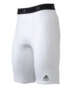 Adidas TECHFIT Slider Short Padded Sides Baseball Football Soccer Softball 2XL