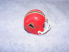 Vintage 60's 70's Gumball Machine Mini Football Helmet Falcons