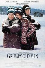 Grumpy Old Men (1993) Original 27 X 40 Theatrical Movie Poster