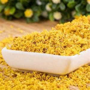 Sweet Flower Tea Herbal Tea Flos Osmanthus Fragrantis Blooming Tea Pure Natural