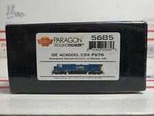 HO Scale Broadway Limited 5685 Paragon CSX GE AC6000 #676