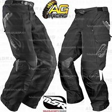 MSR Xplorer Unbound Pant Black 34 inch Enduro Quad Motorcycle Adventure Pants