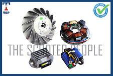 12V FLYWHEEL + STATOR + REGULATOR + CDI KIT VESPA 125 150 200 PX PE LML #E023