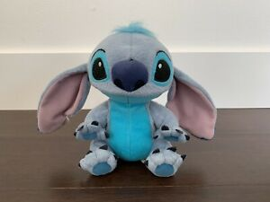 Walt Disney World Lilo & Stitch Vintage Stitch Bean Bag Plush Toy