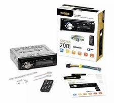 Sound Storm SDC26B Car Stereo CD Player Single Din Bluetooth 200 Watts New