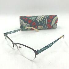 Vera Bradley VB Fern NMF Nomadic Floral Eyeglasses Frames Rx with Case 0516 SM