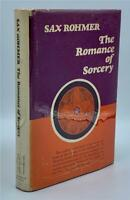 ROMANCE OF SORCERY SAX ROHMER OCCULT JOHN DEE MAGICK WITCHCRAFT SORCERY