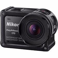 Nikon KeyMission 170 4K Action Camera UHD Video Camcorder Waterproof Shockproof