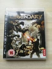 Legendary  Sony Playstation 3 PS3 Video Game  UK PAL