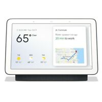 Brand New Sealed Google Home Hub with Google Assistant (GA00515-US) - Charcoal