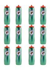 Gatorade 32 oz. Squeeze Water Bottle - All Sport Water Bottle, Team 12 Pack