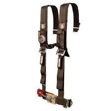 """Pro Armor Seat Belt Harness 5 Point 2"""" Padded Black Kawasaki Teryx All Models"""