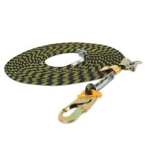 20mtr x 11mtr Kermantle rope c/w snap hook