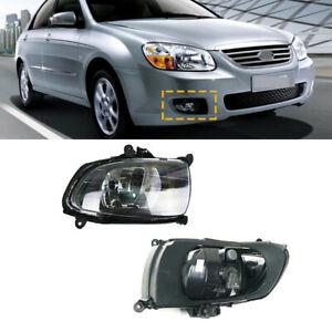 Pair For KIA CERATO Sedan Spectra 2007-2009 Front Bumper Lamp fog lamp
