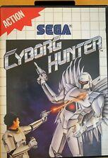 Cyborg Hunter - Sega Master System