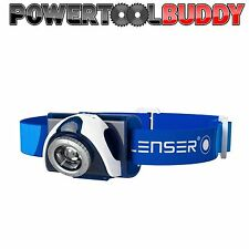 LED Lenser SEO7R Rechargeable Head Torch SE07R HM5