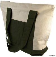 Sac en coton plage courses voyage vacances bagage sac toile grand sacs sport