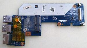 Dell Inspiron 15R 5520 / 7520 Ethernet Dual USB 3.0 Board 0MRDMM