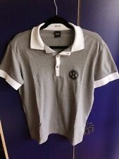 Herren T-shirt PoloShirt von Hugo Boss Designer Top Mode Fashion M  Slim Fit