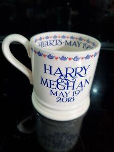Emma Bridgewater Half Pint Mug -  Royal Baby Hooray for Louis 2018  -  New