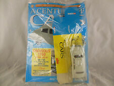 A Century of Cars no.47 Chevrolet 1950 in Cream with Box & Magazine sealed