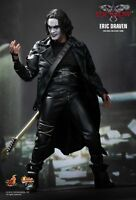 Hot Toys MMS210 The Crow Eric Draven Brandon Lee 12 inch Normal Version IN STOCK