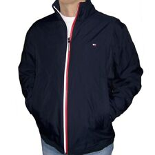 TOMMY HILFIGER Water Repellent Mens Bomber Windbreaker...