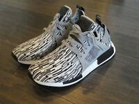 Adidas NMD_XR1 PK Boost Primeknit shoes men sneakers new BY1910 oreo black white
