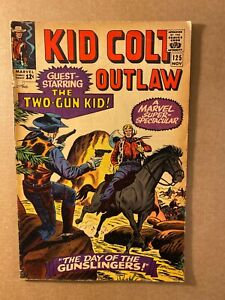 Kid Colt Outlaw #125 Silver Age Marvel Western I combine Shipping!