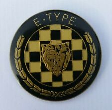 JAGUAR E-TYPE PIN BADGE