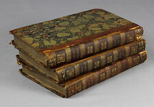 Mary BRUNTON, Self-Control, 3 volumes, 1811, RARE novel, 'triple-decker', canada